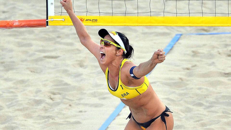 beach volleyball wm