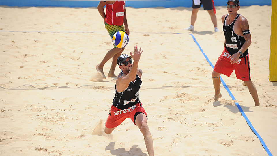 Beach Volleyball World Tour