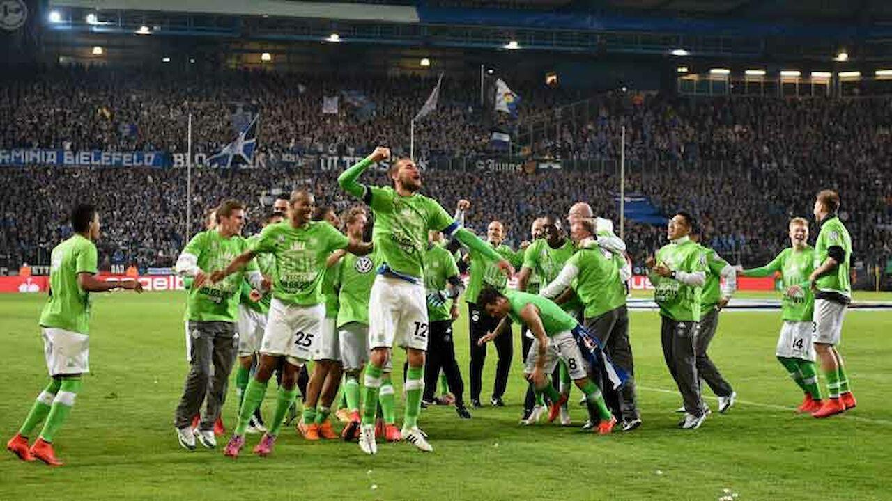 Bielefeld Wolfsburg