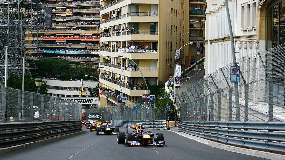 Wenn der Fürst gratuliert: Alle Monaco-Sieger