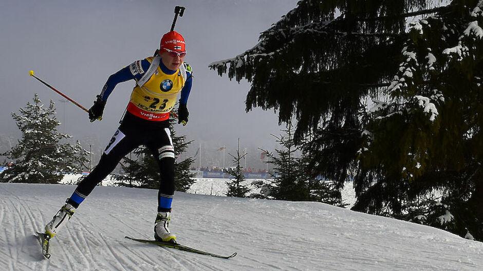 Weltcuppunkte Biathlon Damen