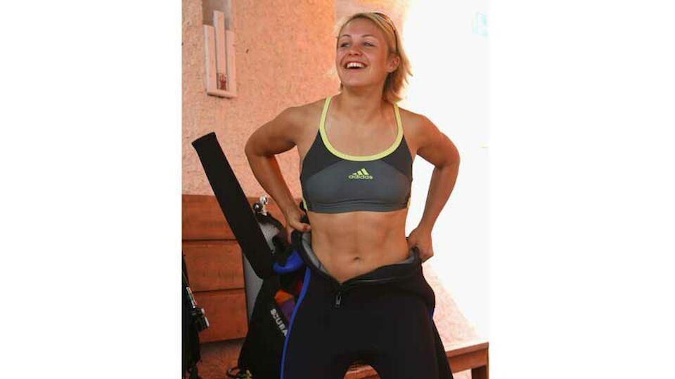 F Sport >> lena neuner diashow - LAOLA1.at