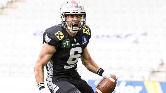 Raiders gewinnen AFL-Schlager gegen Vikings