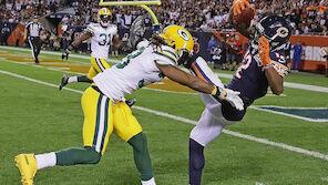 Holpriger Packers-Sieg zum Start