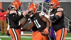 Kostet Corona den Browns die NFL-Playoffs?