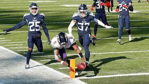 NFL-Playoffs: Süße Ravens-Rache an den Titans
