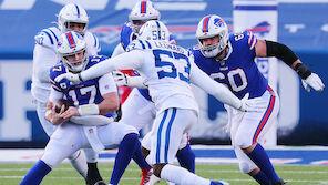 NFL-Playoffs: Erster Bills-Sieg seit 25 Jahren