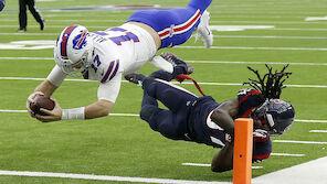 NFL-Playoffs: Overtime-Wahnsinn in Houston