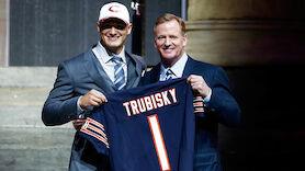QB-Sensationen im NFL-Draft