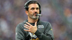 Cleveland Browns finden neuen Head Coach