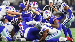 Thanksgiving-Sieg der Buffalo Bills in Dallas