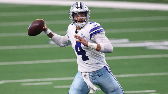 Dallas Cowboys: 160-Millionen-Deal für Prescott