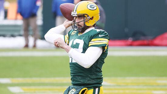 QB-Star fehlt bei Packers-Trainingsstart