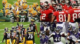 Das NFL Power Ranking der LAOLA1-User