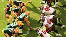 Darum gewinnt...: Green Bay vs. Tampa Bay