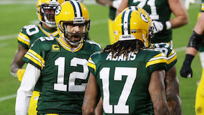 NFL-Playoffs: Packers kochen wackere Rams ab