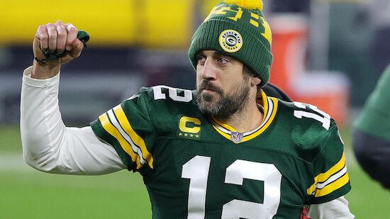 NFL-Erdbeben? Rodgers will wohl aus Green Bay weg