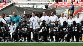 Ravens und Jaguars mit Protest bei US-Hymne