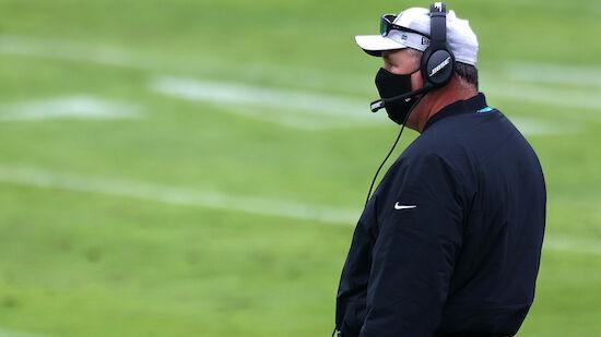 Jacksonville Jaguars feuern Doug Marrone