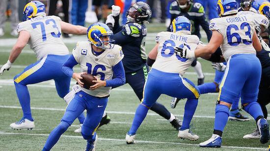 NFL-Playoffs: Seattle-Desaster gegen Rams-Lazarett