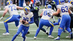 Seattle-Desaster gegen Rams-Lazarett