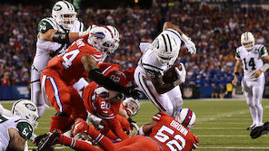 Starke Jets-Offense sichert Sieg