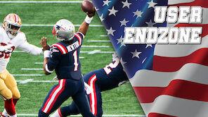 User Endzone: New England Patriots? Unterirdisch