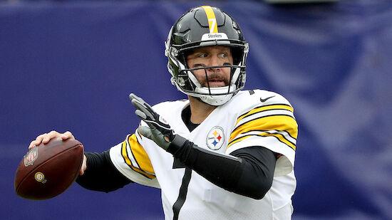 Steelers geben Entwarnung bei Roethlisberger