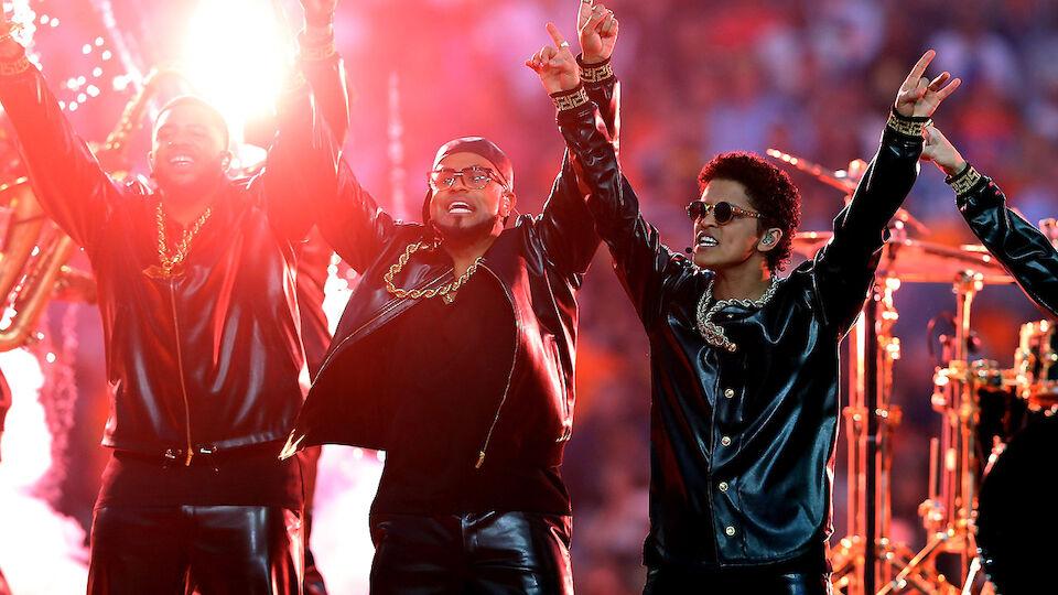Super Bowl 50 - Die Bilder der Halftime-Show