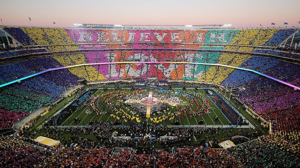 Die besten Bilder von Super Bowl 50