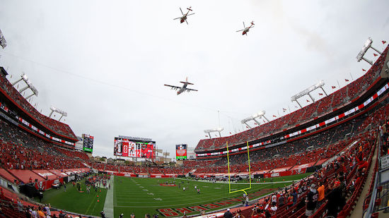 22.000 Fans bei Super Bowl LV zugelassen