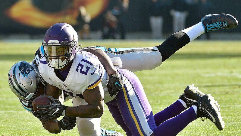 Erfolgsserie der Minnesota Vikings endet