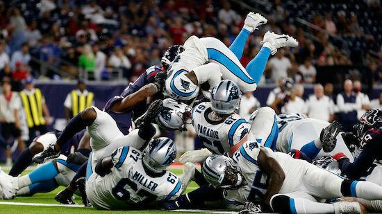 Panthers bezahlen dritten Sieg teuer