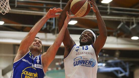 Oberwart-Triumph im Cup-Finale gegen Gmunden