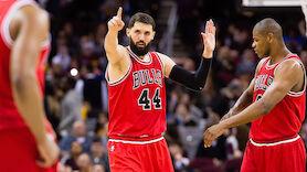Kieferbruch nach Schlägerei bei Chicago Bulls