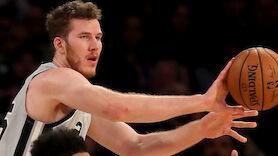 Pöltl-Pleite mit Spurs in Miami