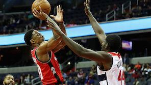 Pöltl für NBA-Auftakt gerüstet