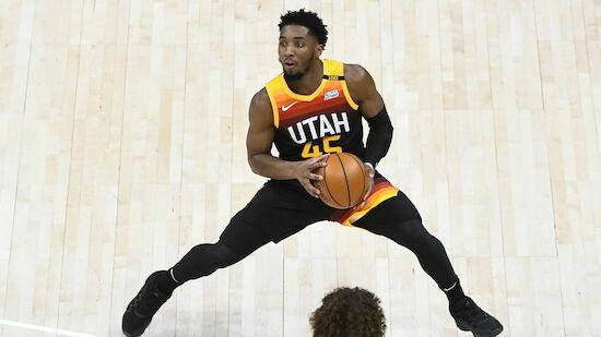 Utah Jazz feiert gegen Chicago 8. Sieg in Folge