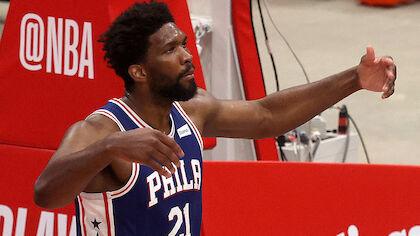 Philadelphia 76ers mit starkem Embiid weiter ohne Probleme