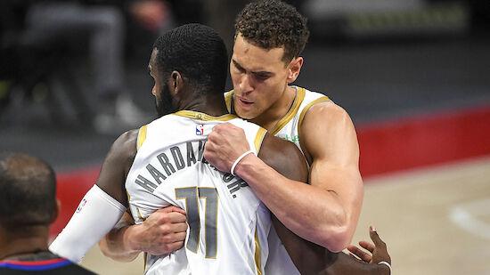 Mavericks ziehen an den Lakers vorbei