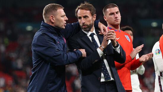 Ritterorden für England-Teamchef Southgate?