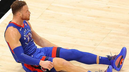Blake Griffin entscheidet sich für die Nets