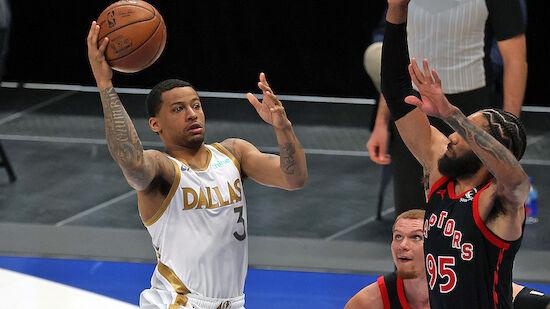 Dallas Mavericks holen mit Sieg einen Playoff-Spot