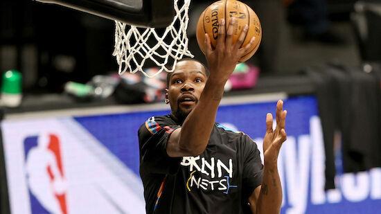 Nets verlieren gegen Miami und Durant