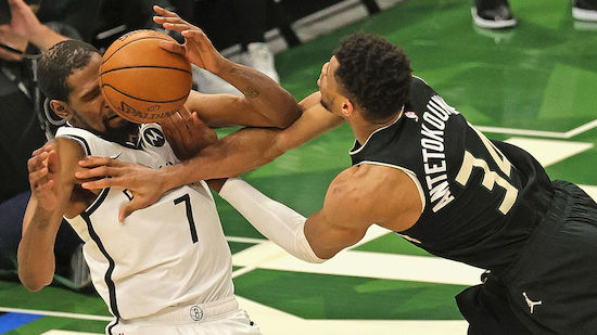 NBA-Playoffs: Bucks erzwingen gegen Nets Spiel 7
