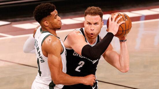 Brooklyn Nets versenken Milwaukee Bucks in Spiel 1