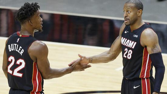 Miami Heat sorgen für seltenen Jazz-Ausrutscher