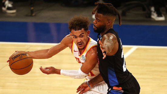 Knicks gewinnen nach Aufholjagd gegen Hawks