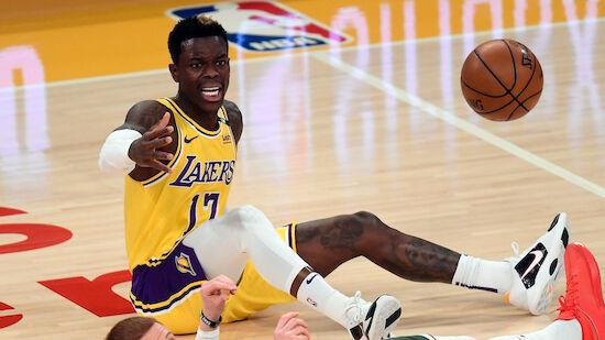 Celtics vermiesen Lakers-Fans Rückkehr ins Stadion