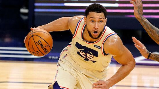 Ohne Pöltl - Simmons besiegelt Spurs-Niederlage